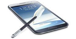 Imagen promocional del Galaxy Note II. | Samsung