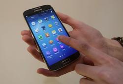 Un Galaxy S4 provocó presuntamente el incendio.   Cordon Press