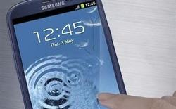 El nuevo Samsung Galaxy S III | Archivo