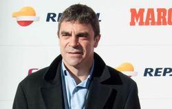 Manolo Sanchís fue uno de los premiados en la gala de Marca. | Foto: David Alonso