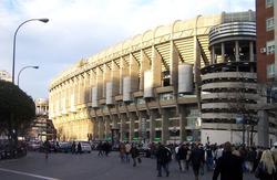 Estadio Santiago Bernabéu. | Archivo