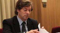 El juez Santiago Pedraz | Archivo