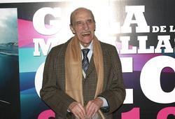 José Sazatornil, en febrero de 2013 | Cordon Press