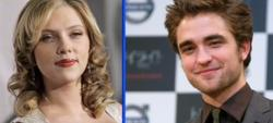 Scarlett Johansson y Robert Pattinson podrían ser Courtney Love y Kurt Cobain