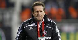 Bernd Schuster, durante su etapa como entrenador del Besiktas.   Archivo