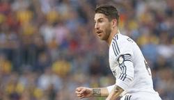 Sergio Ramos ha cargado contra el arbitraje en el clásico.   Cordon Press