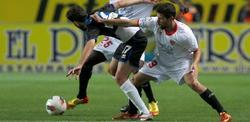 El Rayo se jugará el descenso en la última jornada. | EFE