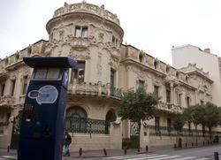 Sede de la SGAE en Madrid.   LD/FDV