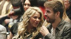 Shakira y Piqué, juntos.