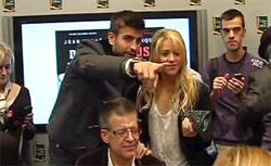 La cantante Shakira y Piqué | Archivo