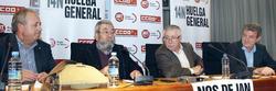 Los sindicatos preparan la huelga general | EFE