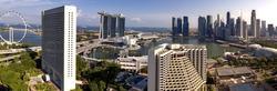 Panorámica de Singapur | Corbis