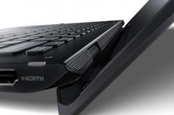Detalle del portátil Vaio Pro 13.   Sony