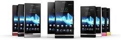 Los móviles Xperia P, S y U. | Sony