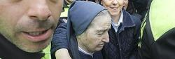 La monja imputada por el caso de niños robados | Archivo