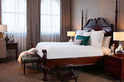 Suite presidencial. | Hotel Renaissance