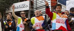 Una protesta el pasado día 15 de diciembre | Cordon Press