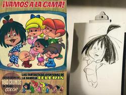 La familia Telerín de Estudios Moro