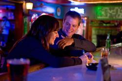 Matt Damon y Rosemarie DeWitt en Tierra Prometida