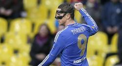 Fernando Torres celebra su gol al Rubin Kazan. | EFE