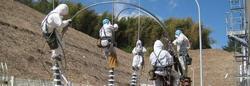 Trabajadores en Fukushima. | TEPCO