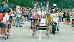 Jan Ullrich y Marco Pantani, segundo y ganador del Tour 98. | Cordon Press/Archivo