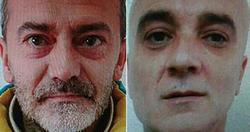 Valentín Tejero (izqda) y Pedro Luis Gallego (dcha) | El Mundo