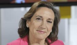 Victoria Prego.
