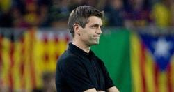 Tito Vilanova, entrenador del Barcelona. | EFE/Archivo