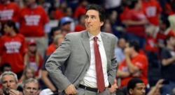 El entrenador de los Clippers, Vinny del Negro. | Archivo