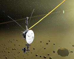 Recreación de la Voyager 1   NASA