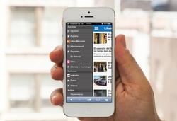 Web móvil de Libertad Digital