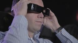 Las gafas deberán comprarlas los espectadores por 300 euros.   Whatscine