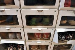 Monta tu propio espacio para zapatos | Mercado libre