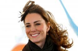 Kate Middleton. | Archivo