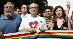 Aido, en la fiesta del Orgullo Gay | Archivo