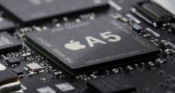El microprocesador del Ipad 2, Apple A5, fabricado por Samsung