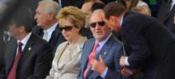 La conversación entre el Rey y Berlusconi.   EFE