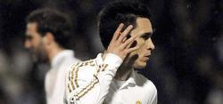 Callejón celebra el gol marcado ante la Ponferradina. | EFE