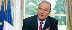 El expresidente Chirac | Archivo