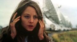 Jodie Foster en la película