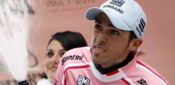 Alberto Contador, durante el último Giro de Italia. | Archivo