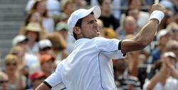 Novak Djokovic celebra su victoria sobre Roger Federer. | EFE