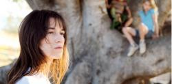 Charlotte Gaingourg en El árbol, ya en cines