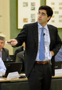 Jesús Fernández-Villaverde, profesor de la Universidad de Pennsylvania.   Fedea