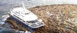 El ferry encallado | EFE
