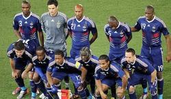 Francia hizo el ridículo en el Mundial de 2010, con cero victorias y un motín impropio de un equipo de fútbol.