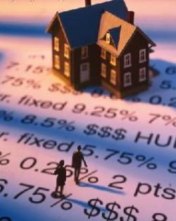 Bancos Y Cajas Sólo Conceden Hipotecas Para Viviendas Embargadas