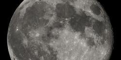 Imágen de la Luna.