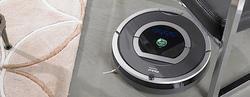 Roomba fue el primer robot-aspiradora. | Irobot